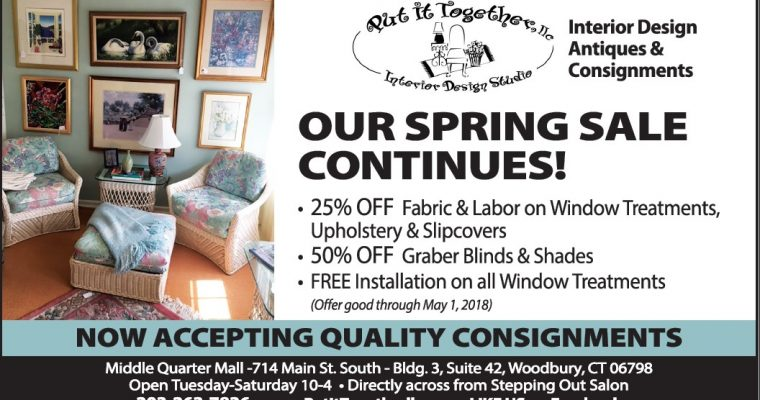 Now Accepting Quality Consignments!